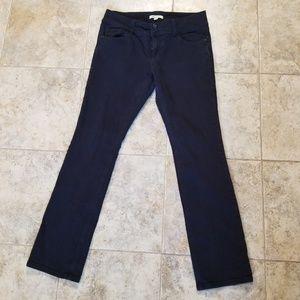 Cabi Jeans Good Condition Black Straight Leg Jean